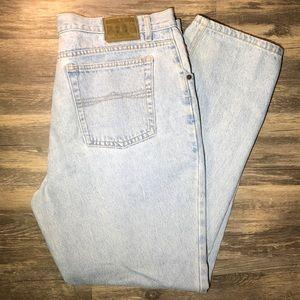 Bugle Boy Jeans 750 BBO Light Wash